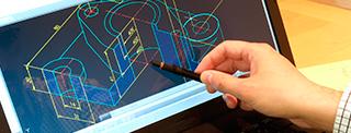 Dibujante Técnico Mecánico