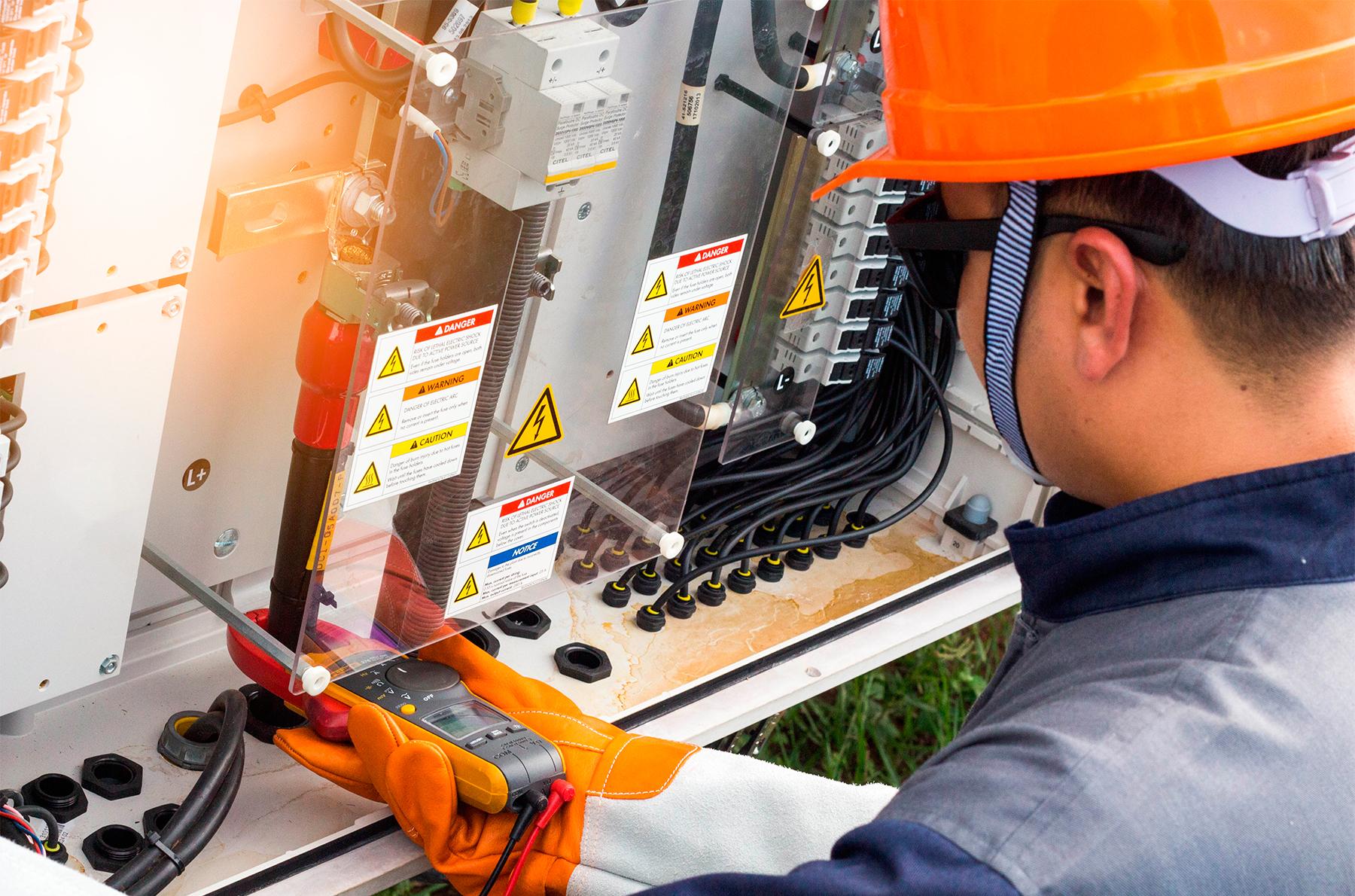 Resultado de imagen para electricidad industrial