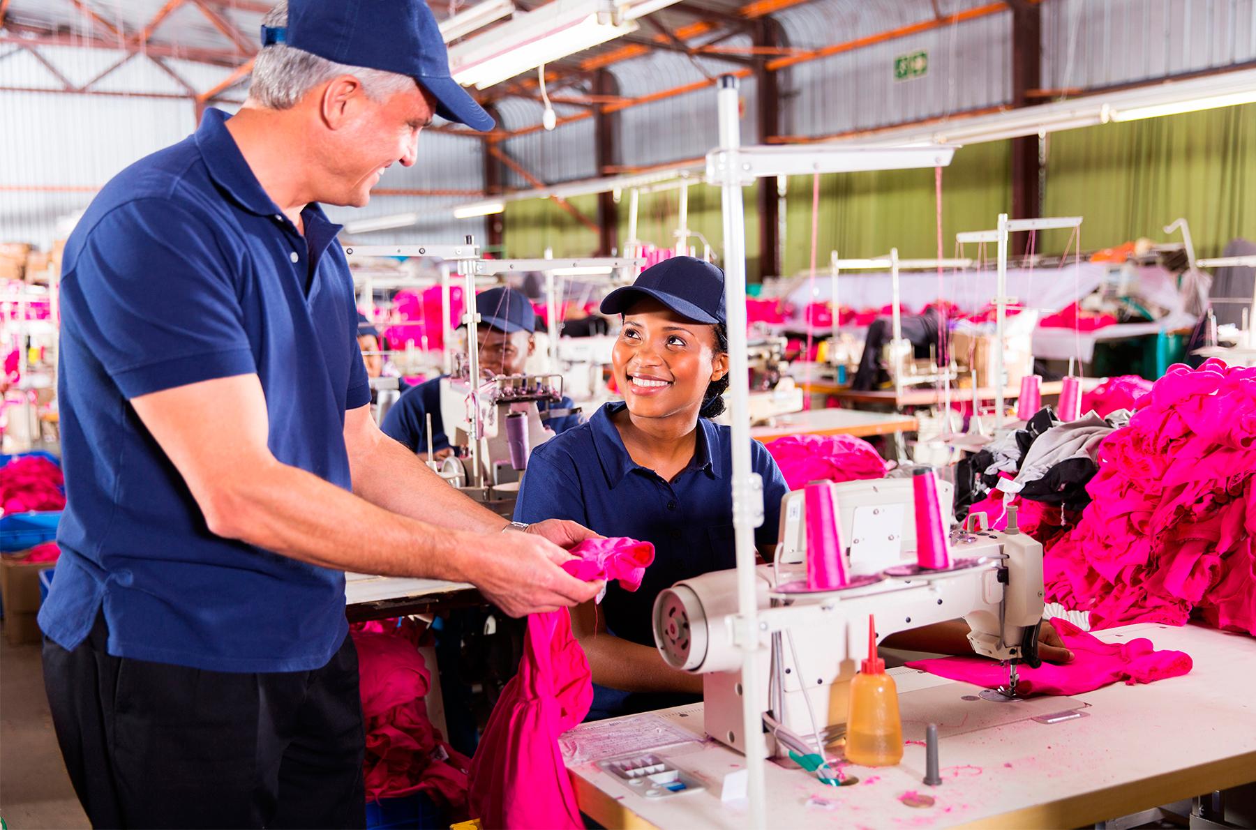 Procesos De Producci 243 N Textil Senati