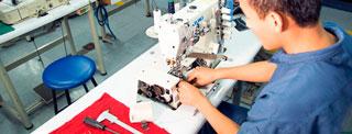 Mecatrónica de Máquinas de Confección Textil