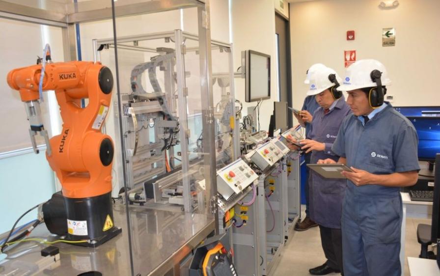 Tecnología de Industria 4.0