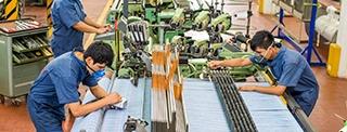 Mecánico Textil en Tejeduría Plana